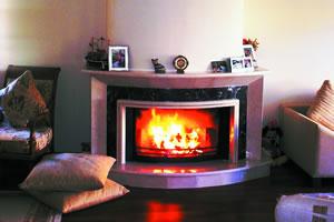 Demi-Classic Fireplace Surrounds - DK 118
