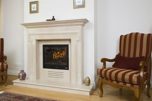 Demi-Classic Fireplace Surrounds - DK 121 A