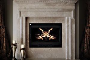 Demi-Classic Fireplace Surrounds - DK 122