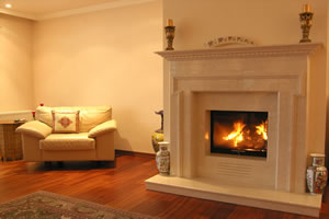 Demi-Classic Fireplace Surrounds - DK 123