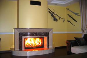 Demi-Classic Fireplace Surrounds - DK 125