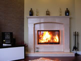 Demi-Classic Fireplace Surrounds - DK 127 A
