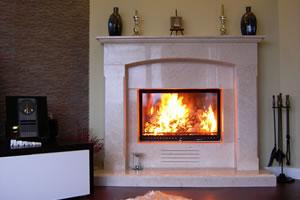 Demi-Classic Fireplace Surrounds - DK 127