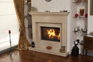 Demi-Classic Fireplace Surrounds - DK 128 A