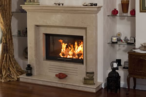 Demi-Classic Fireplace Surrounds - DK 128