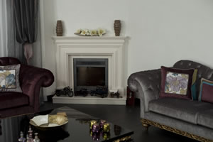 Demi-Classic Fireplace Surrounds - DK 129 A