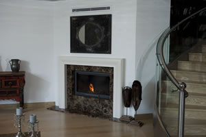 Demi-Classic Fireplace Surrounds - DK 130 B