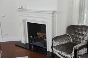 Demi-Classic Fireplace Surrounds - DK 131 B