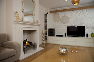 Demi-Classic Fireplace Surrounds - DK 132 A