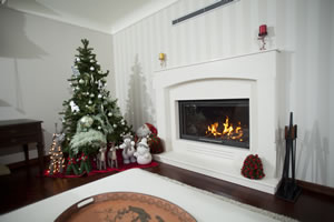 Demi-Classic Fireplace Surrounds - DK 133 A