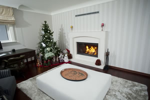 Demi-Classic Fireplace Surrounds - DK 133