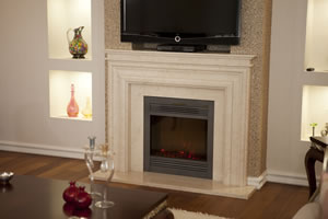 Demi-Classic Fireplace Surrounds - DK 134 A