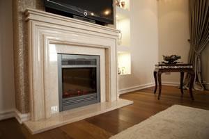 Demi-Classic Fireplace Surrounds - DK 134 B