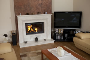 Demi-Classic Fireplace Surrounds - DK 135 A