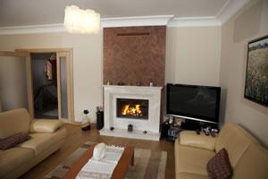 Demi-Classic Fireplace Surrounds - DK 135 B