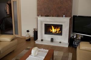 Demi-Classic Fireplace Surrounds - DK 135
