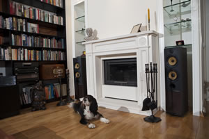 Demi-Classic Fireplace Surrounds - DK 136 A