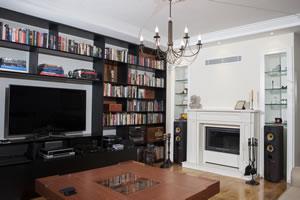 Demi-Classic Fireplace Surrounds - DK 136