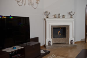 Demi-Classic Fireplace Surrounds - DK 137