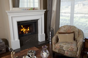 Demi-Classic Fireplace Surrounds - DK 138 A