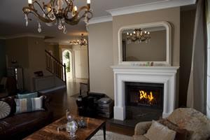 Demi-Classic Fireplace Surrounds - DK 138 B