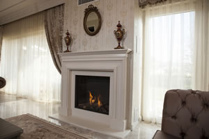 Demi-Classic Fireplace Surrounds - DK 139 A