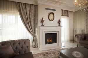 Demi-Classic Fireplace Surrounds - DK 139 B