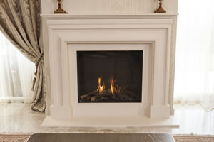 Demi-Classic Fireplace Surrounds - DK 139
