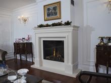 Demi-Classic Fireplace Surrounds - DK 140 B