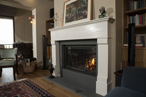 Demi-Classic Fireplace Surrounds - DK 141 A