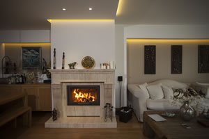 Demi-Classic Fireplace Surrounds - DK 142 A