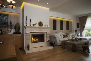 Demi-Classic Fireplace Surrounds - DK 142