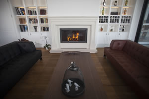 Demi-Classic Fireplace Surrounds - DK 143 B