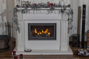 Demi-Classic Fireplace Surrounds - DK 145 A