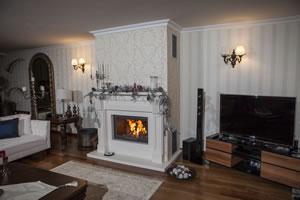 Demi-Classic Fireplace Surrounds - DK 145 B