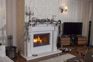 Demi-Classic Fireplace Surrounds - DK 145