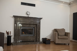 Demi-Classic Fireplace Surrounds - DK 146 B