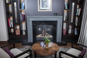 Demi-Classic Fireplace Surrounds - DK 147 B