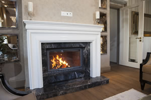 Demi-Classic Fireplace Surrounds - DK 148 A