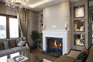 Demi-Classic Fireplace Surrounds - DK 148 B
