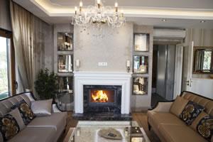 Demi-Classic Fireplace Surrounds - DK 148