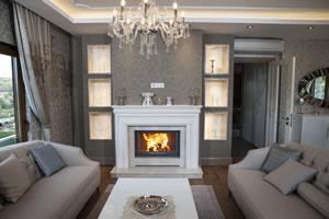 Demi-Classic Fireplace Surrounds - DK 149