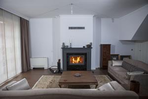 Demi-Classic Fireplace Surrounds - DK 150