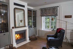 Demi-Classic Fireplace Surrounds - DK 151 A