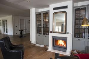 Demi-Classic Fireplace Surrounds - DK 151 B
