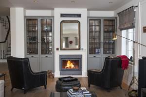 Demi-Classic Fireplace Surrounds - DK 151