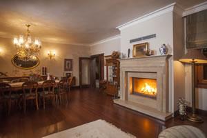 Demi-Classic Fireplace Surrounds - DK 152 B