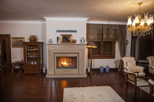Demi-Classic Fireplace Surrounds - DK 152
