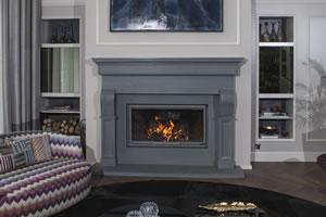 Demi-Classic Fireplace Surrounds - DK 153 B