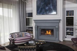 Demi-Classic Fireplace Surrounds - DK 153